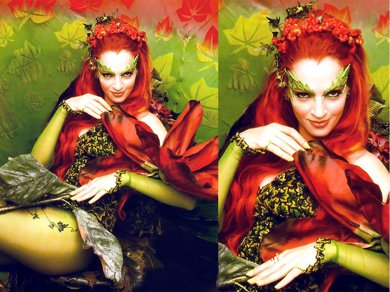 batman poison ivy pictures. poison ivy villain atman.