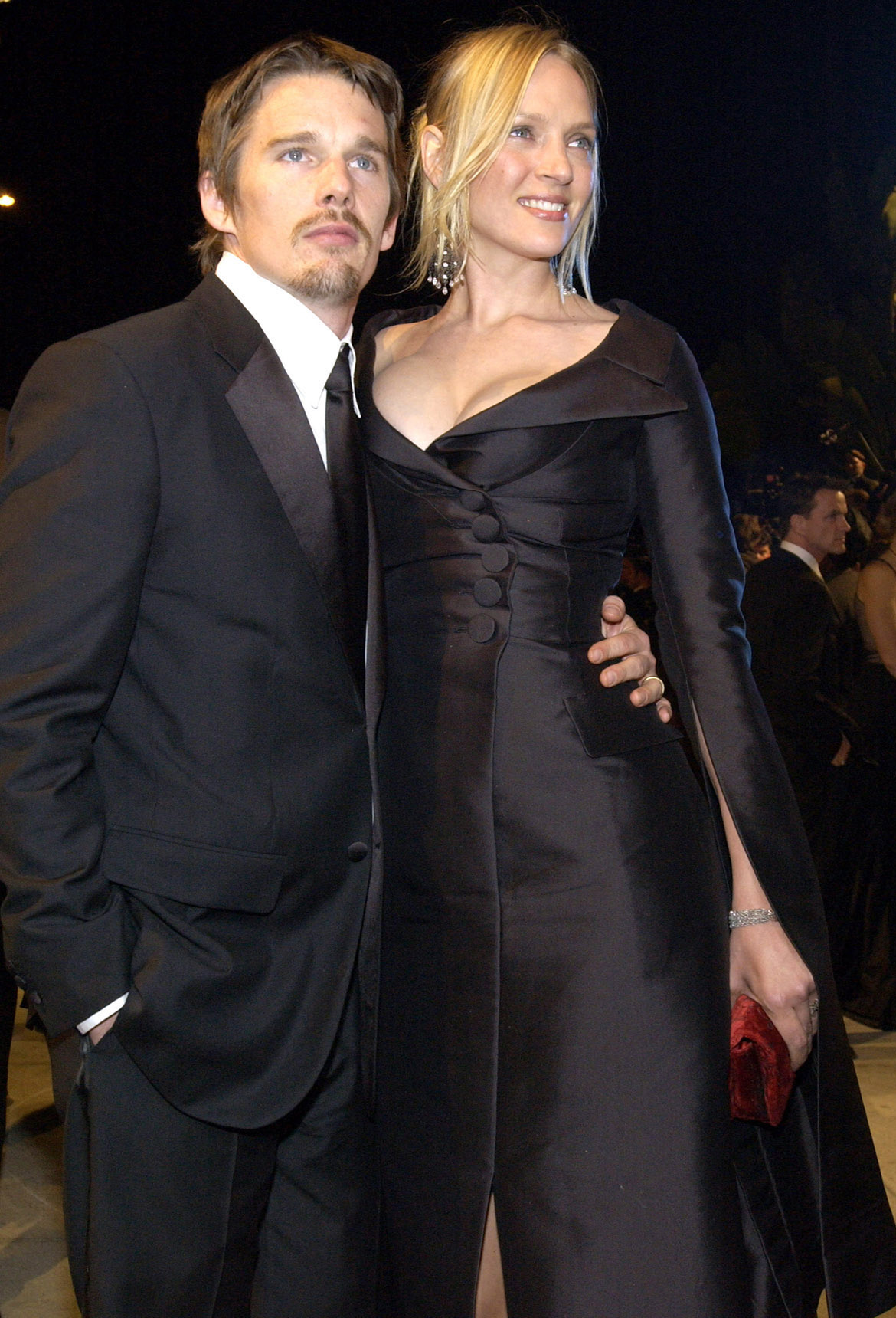 ethan hawke & uma thurman | Hollywood Couples | Pinterest