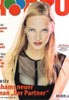 Uma Thurman couverture
