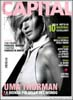 Uma Thurman cover Capital