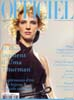 Uma Thurman cover L'Officiel